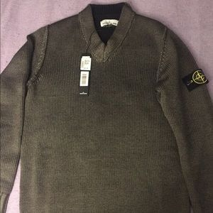 Men's Stone Island Sweater